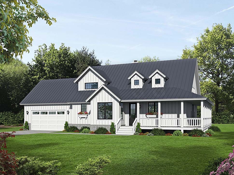 House Plan 40813