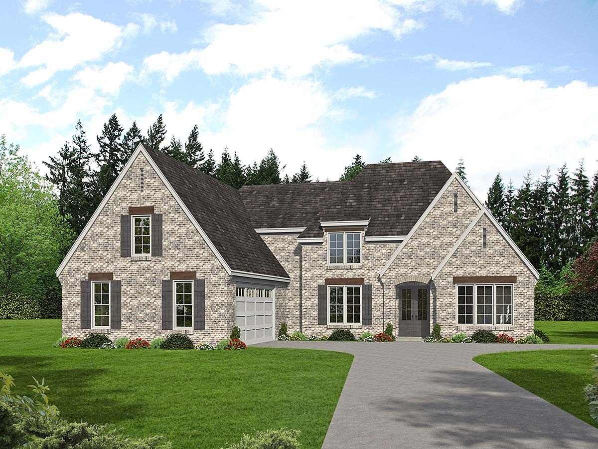 House Plan 40836