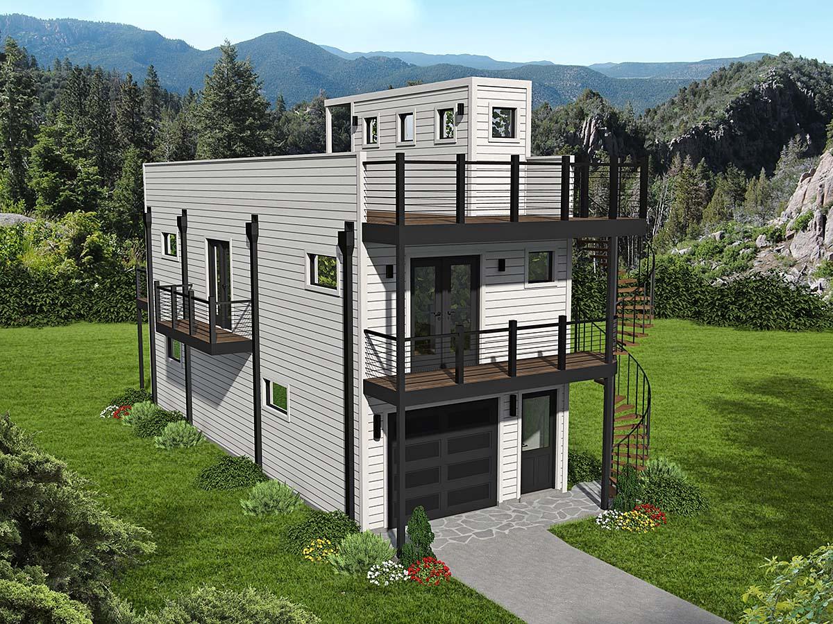 House Plan 40839