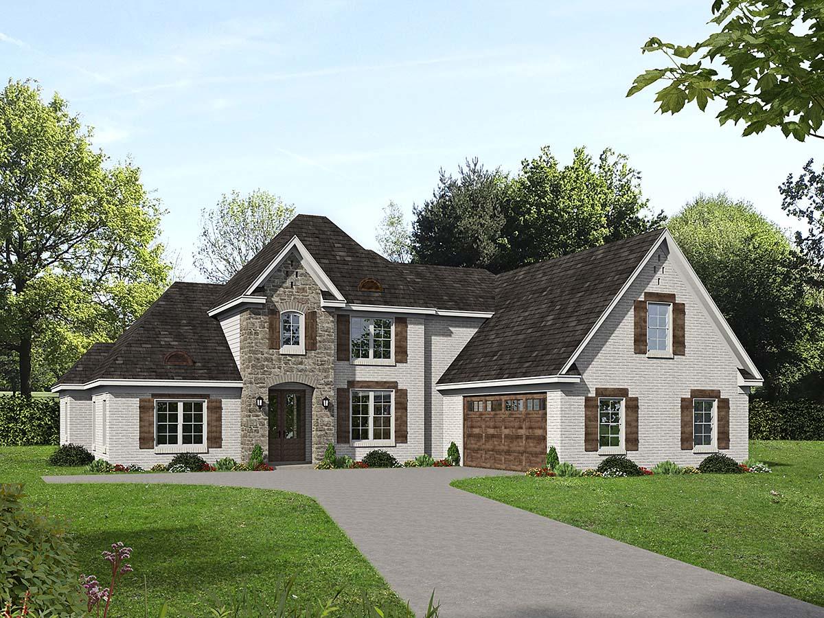 House Plan 40840