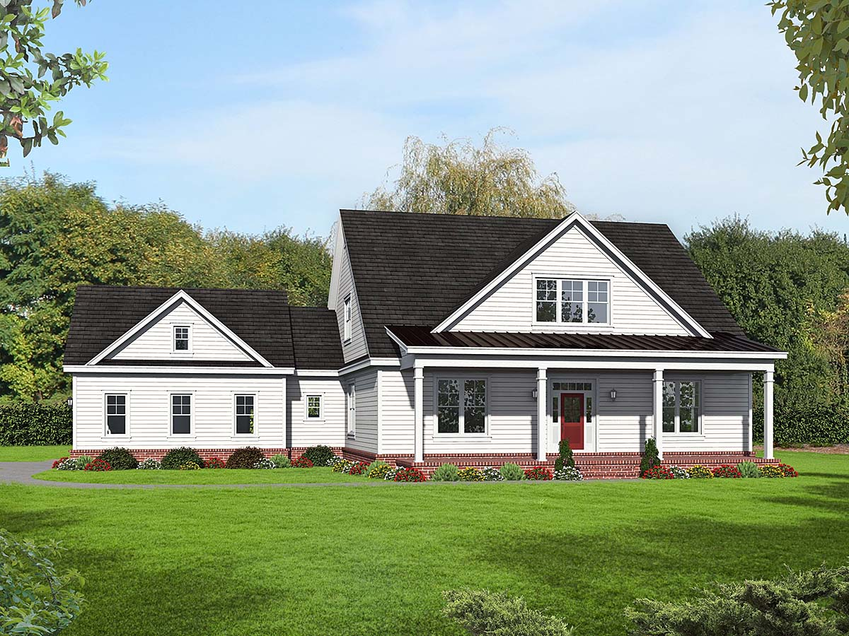 House Plan 40845