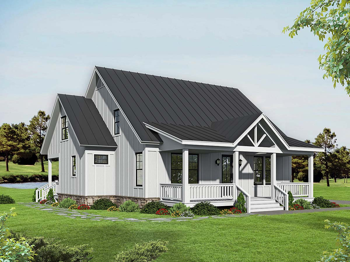House Plan 40846