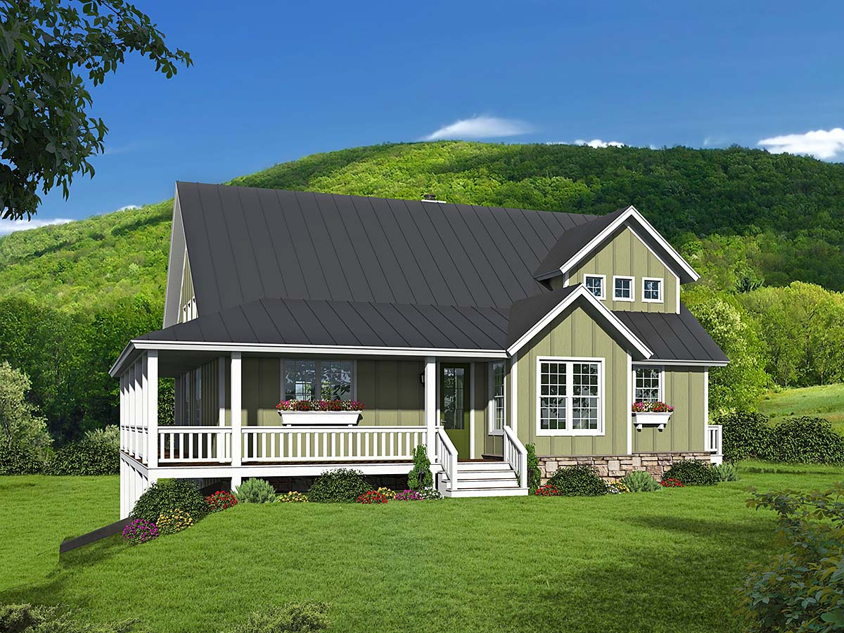House Plan 40849