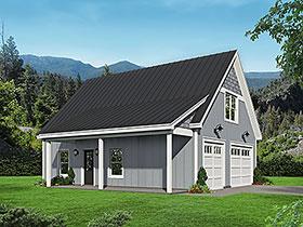 House Plan 40852