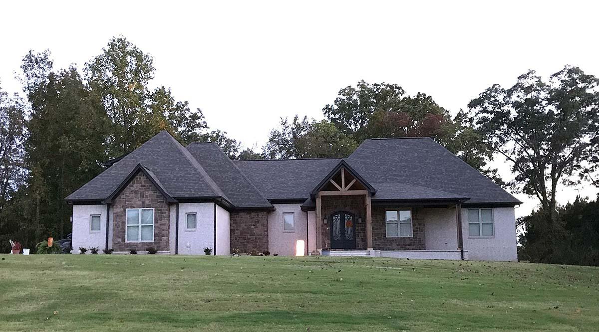 House Plan 40853