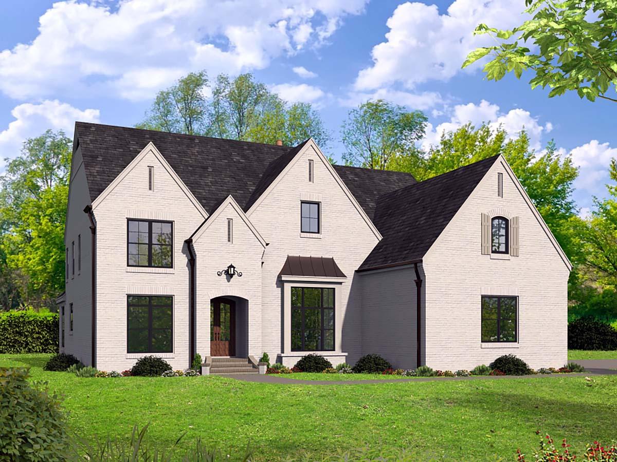 House Plan 40856