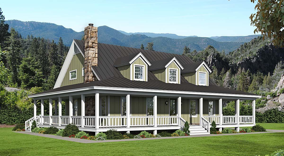 House Plan 40857