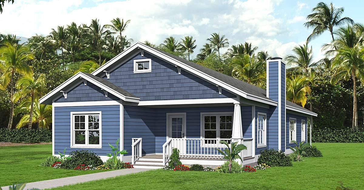 House Plan 40859