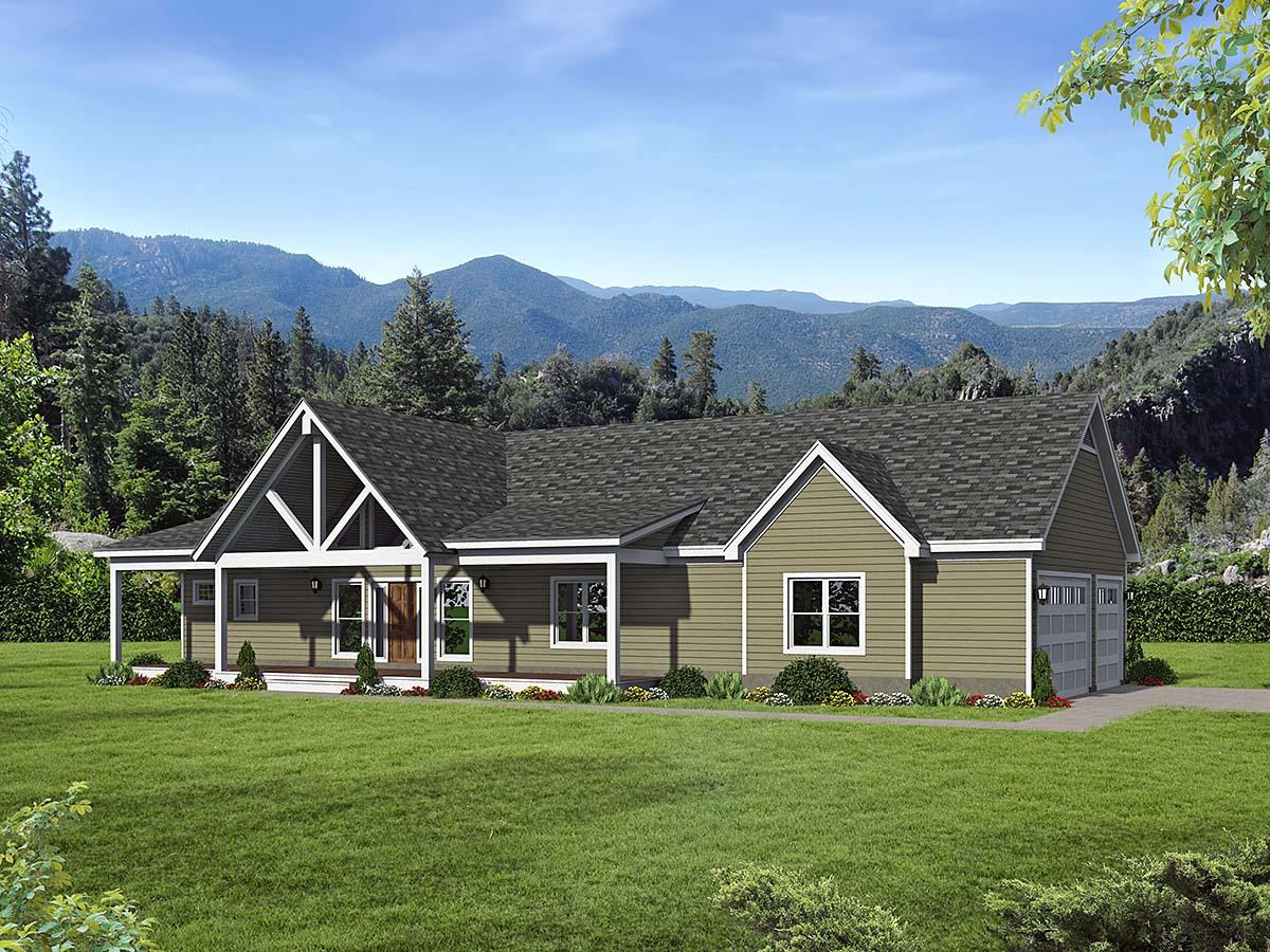 House Plan 40864
