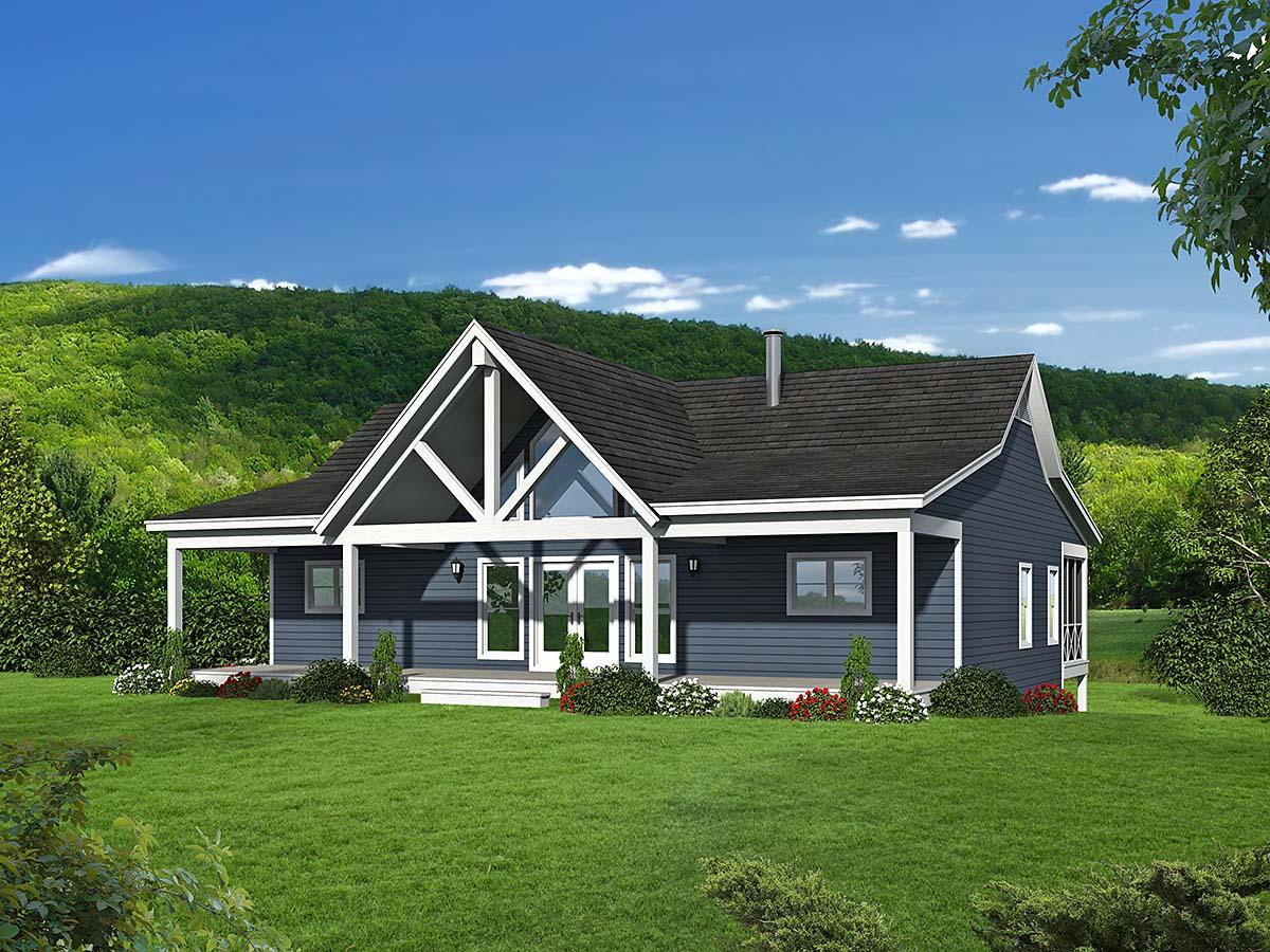 House Plan 40894
