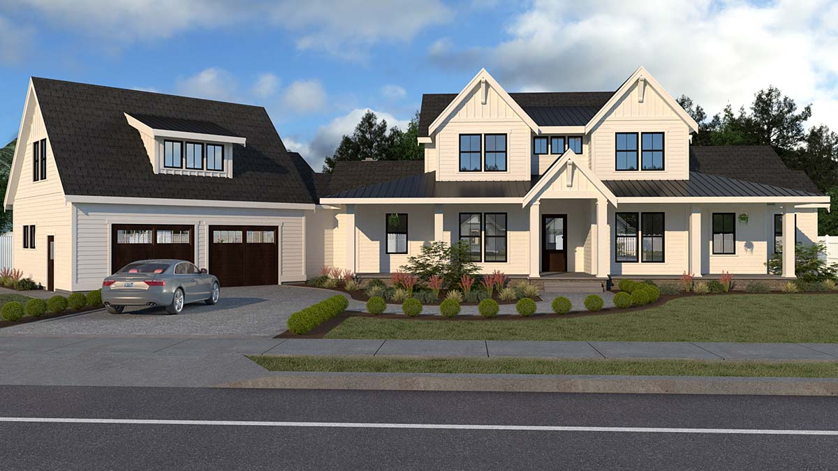 House Plan 40905