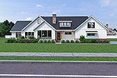 Plan Number 40906 - 2088 Square Feet