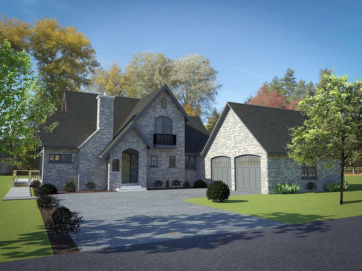 House Plan 40913