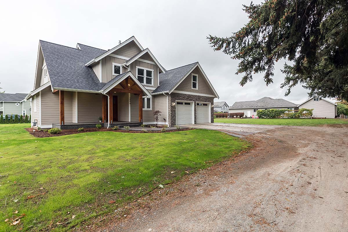 Country, Craftsman, Traditional House Plan 40917 with 4 Beds, 3 Baths, 2 Car Garage Picture 1