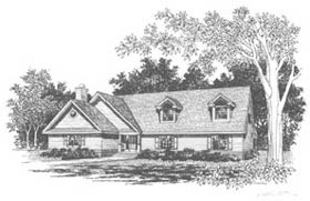 Plan Number 41002 - 2977 Square Feet