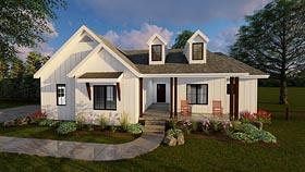 House Plan 41100