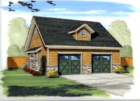 Garage Plan 41128