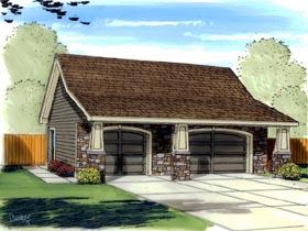 Garage Plan 41139