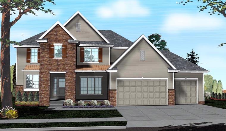 House Plan 41142