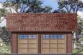 Garage Plan 41151