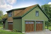 Garage Plan 41156