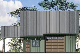 Garage Plan 41160