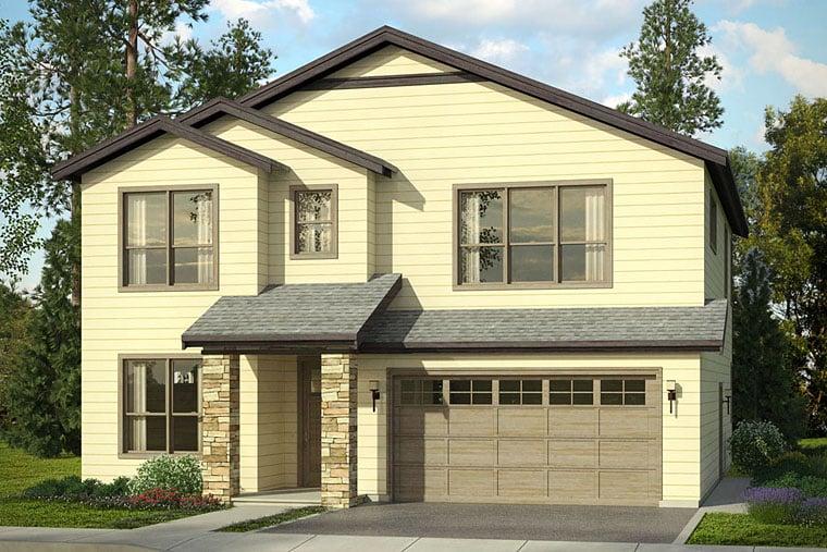 House Plan 41215
