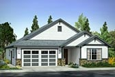 Plan Number 41223 - 1801 Square Feet