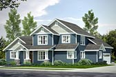 Plan Number 41228 - 1901 Square Feet
