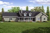Plan Number 41268 - 1786 Square Feet