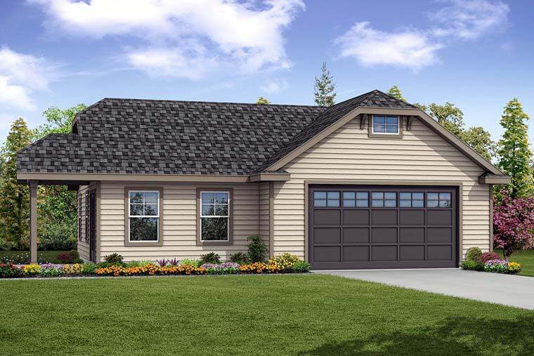 Garage Plan 41276