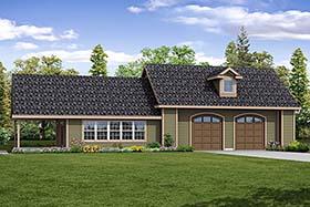 Garage Plan 41283
