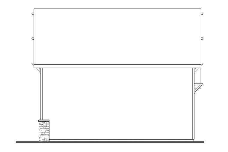 2 Car Garage Plan 41289 Picture 1