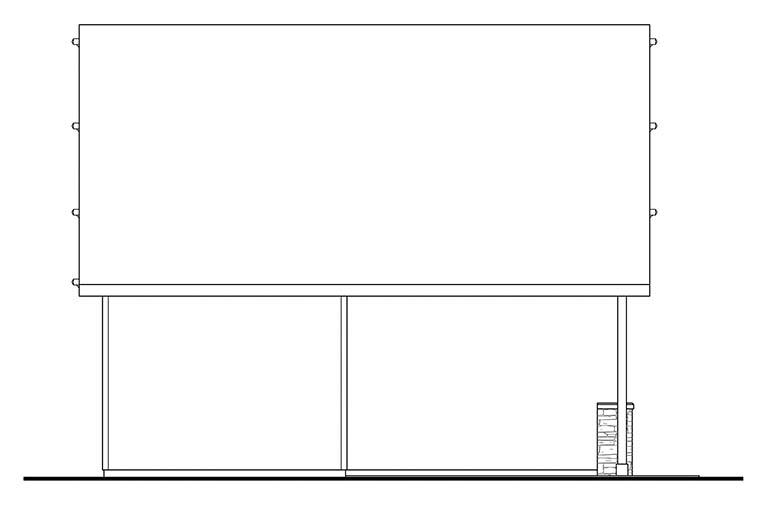 2 Car Garage Plan 41289 Picture 2