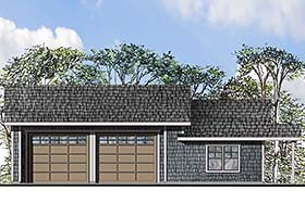Plan Number 41291 - 753 Square Feet