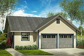 Garage Plan 41293