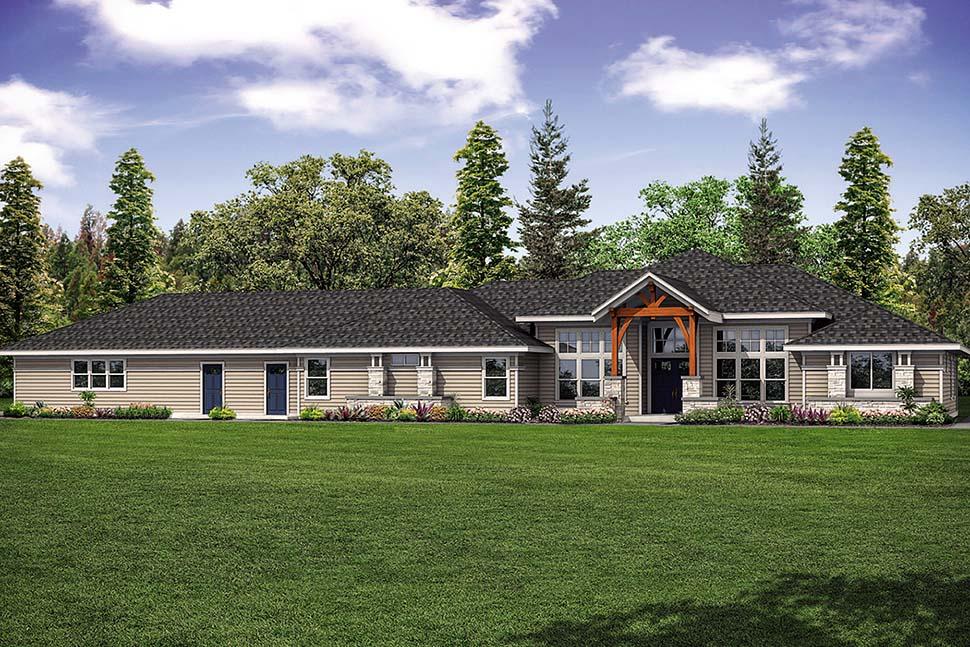 House Plan 41300