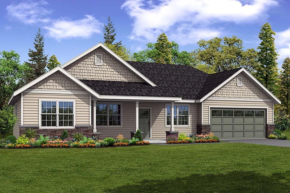 House Plan 41303