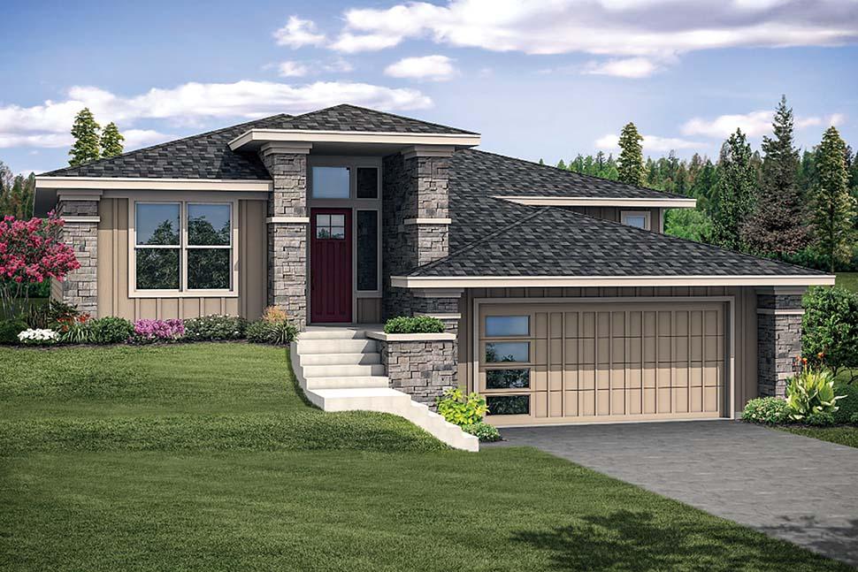 House Plan 41305