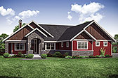 Plan Number 41311 - 3848 Square Feet