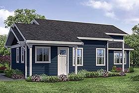 House Plan 41317