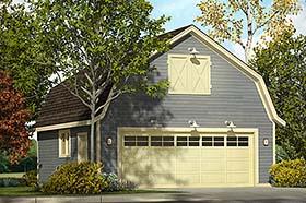 Garage Plan 41328