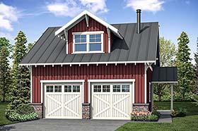 Garage Plan 41330