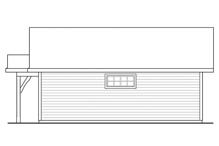Cottage 2 Car Garage Plan 41331 Picture 1