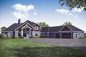 House Plan 41342