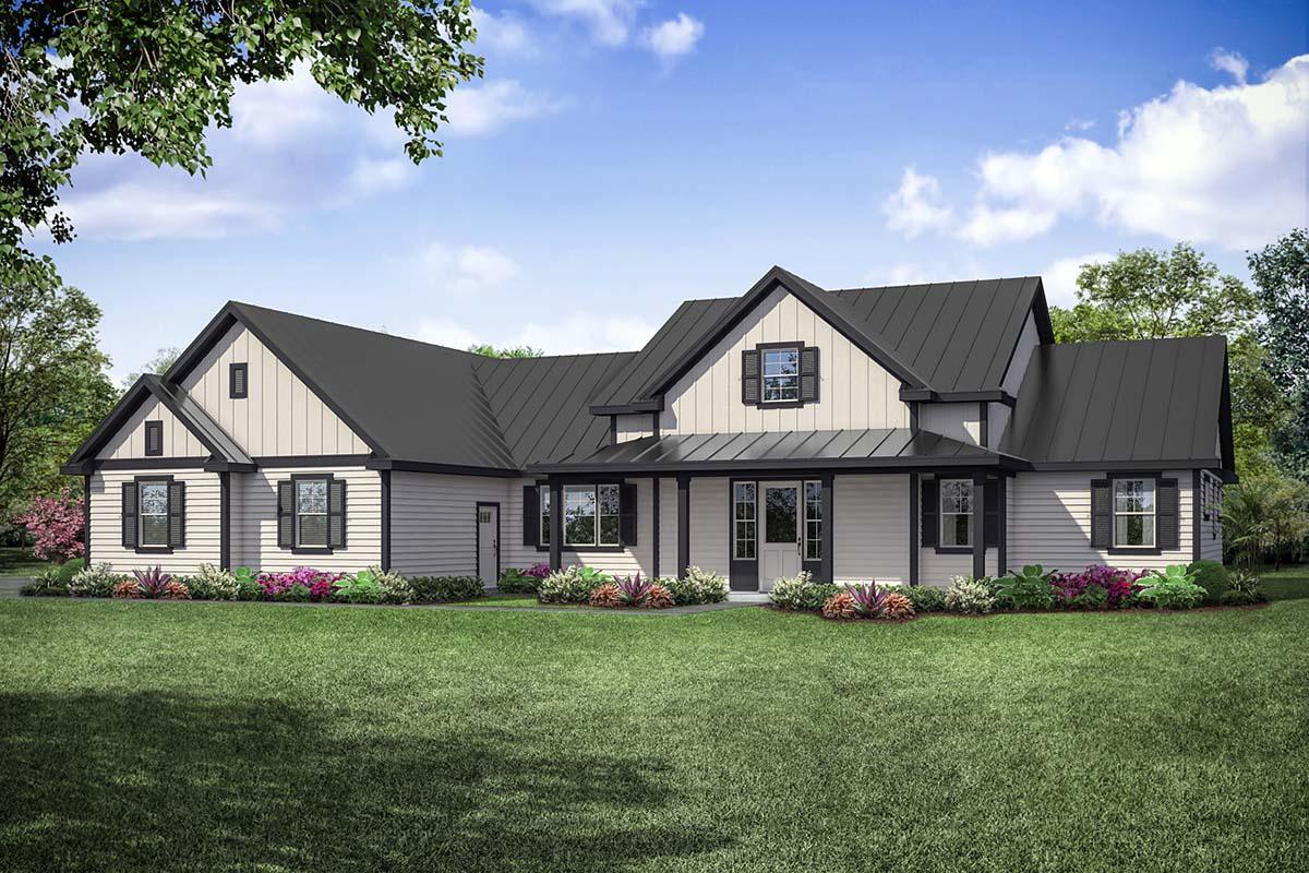 House Plan 41344