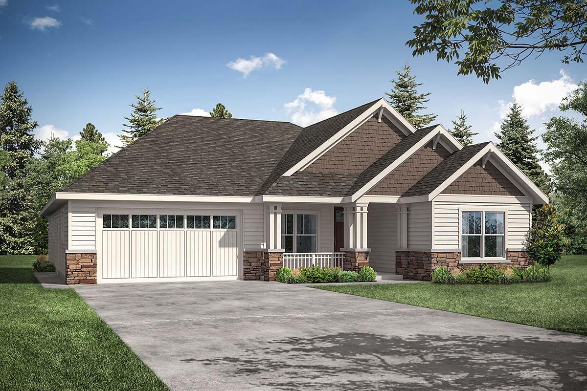 House Plan 41345