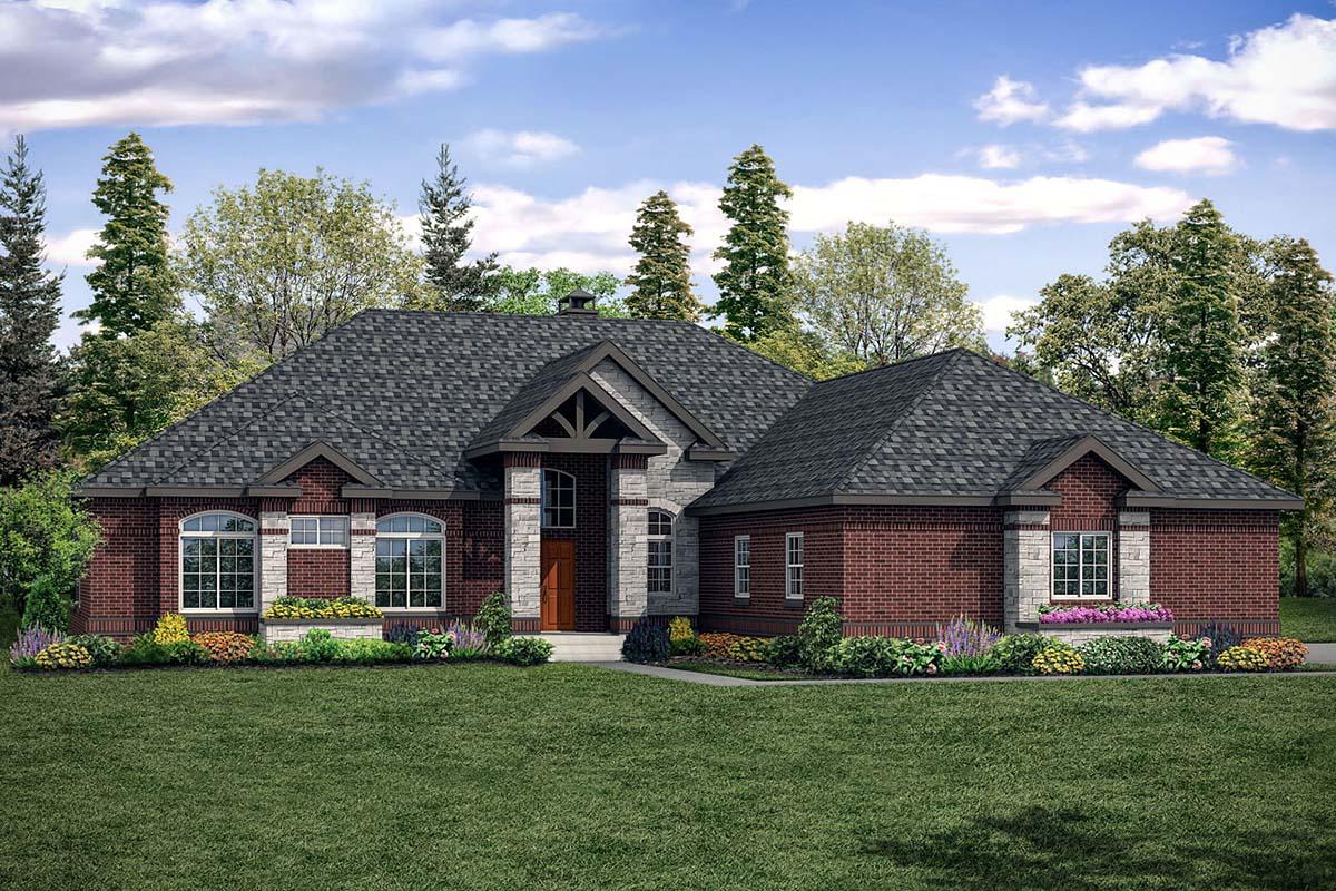 House Plan 41348
