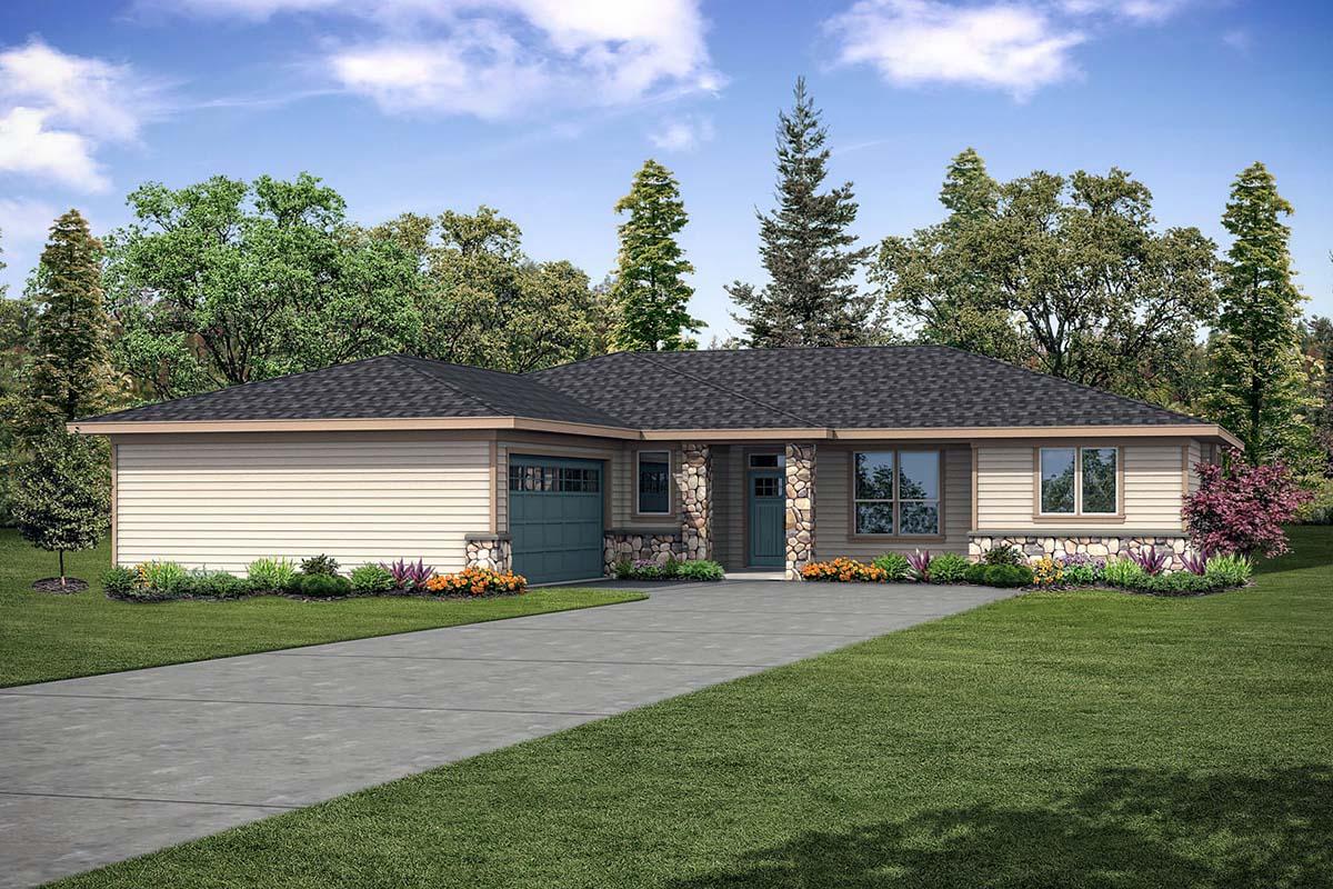 House Plan 41351