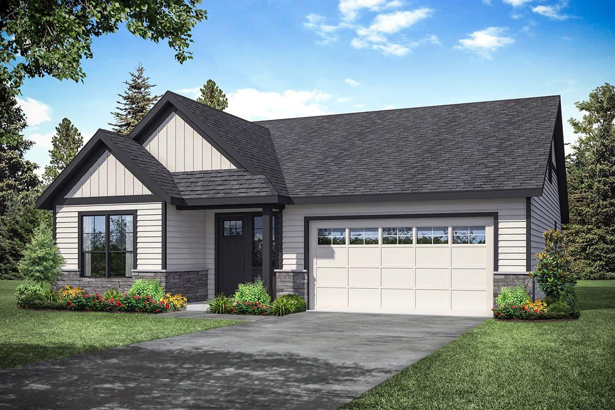 House Plan 41354